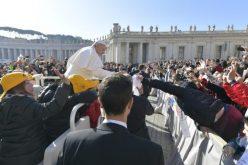 Папата: Божјиот начин е кроткост