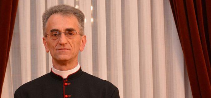Монсињор Ќуриќ именуван за Ѓаковско- осиечки помошен бискуп