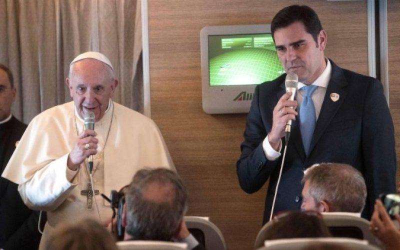 Шест години понтификат на папата Фрањо