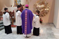 Скопската катедрала доби нов табернакул