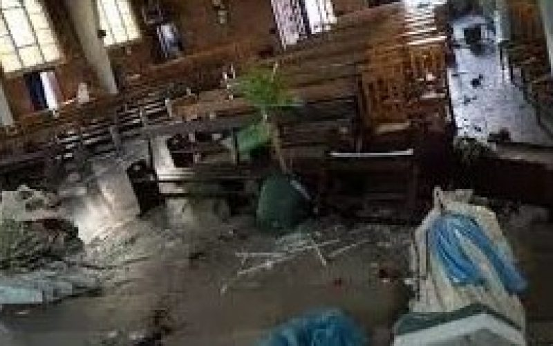 Франција: Скоро 50 вандалски напади на цркви за еден месец