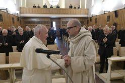 Завршија духовните вежби за папата Фрањо и Римската курија