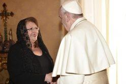 Папата Фрањо во аудиенција ја прими претседателката на Малта