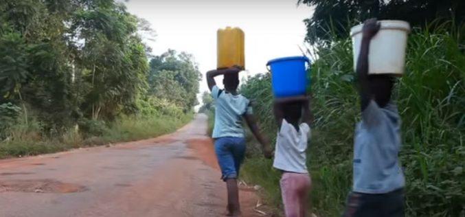 Папата: Пристапот до водата е човеково право