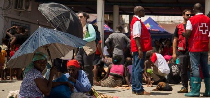 """Мозамбик: Хуманитарна криза после циклонот """"Идаи"""""""