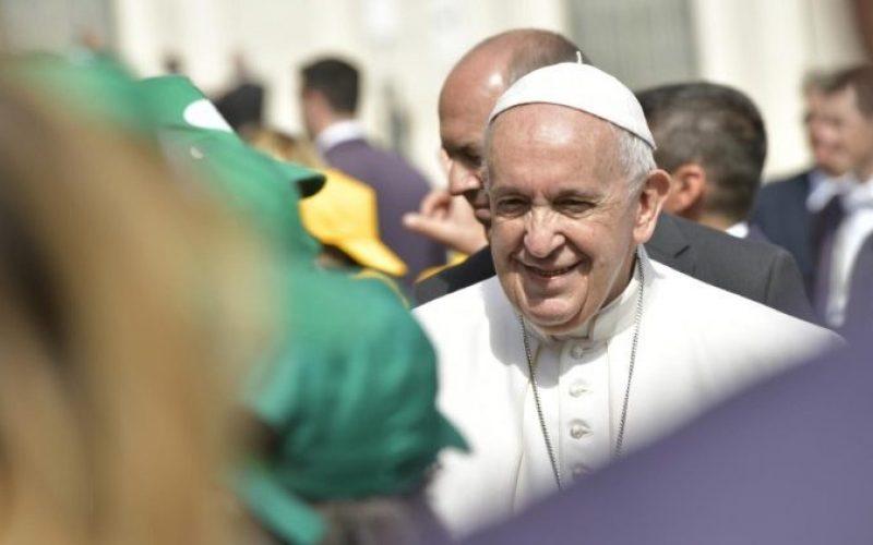 Сестра Кончета одликувана од папата Фрањо