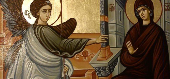 Благовештение: Богородичното 'ДА'