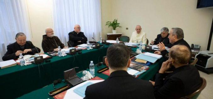 Во Ватикан започна ХХІХ средба на Кардиналскиот совет