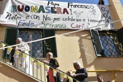Папата ја посети римската парохија во населбата Монтеверде