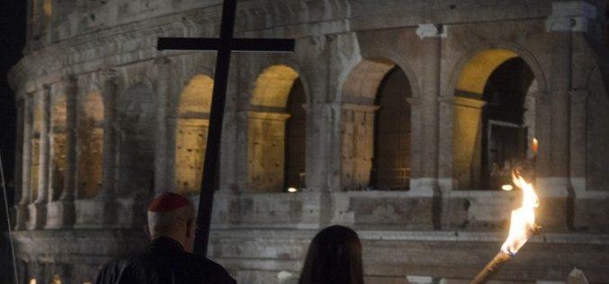 Размислувањата за Крстниот пат во Колосеумот посветени на жените сведени на ропство