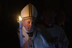 Папата на Пасхалното бдение: Да го бараме Исус во сѐ и над сѐ