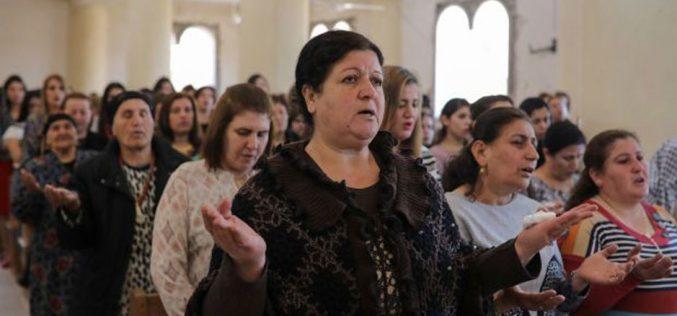 После пет години повторно воскресни славења во Мосул