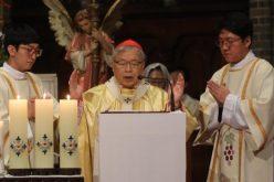 Велигденската порака на кардинал Андреј Јеом Соо-џунг
