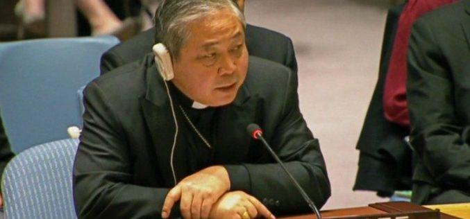 Светиот Престол ги осудува сексуалните злосторства во конфликт