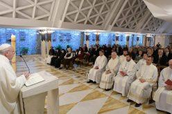 Папата: Без Светиот Дух не можеме ништо да направиме