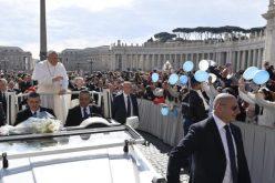 Папата: Небесниот Отец не е творец на злото