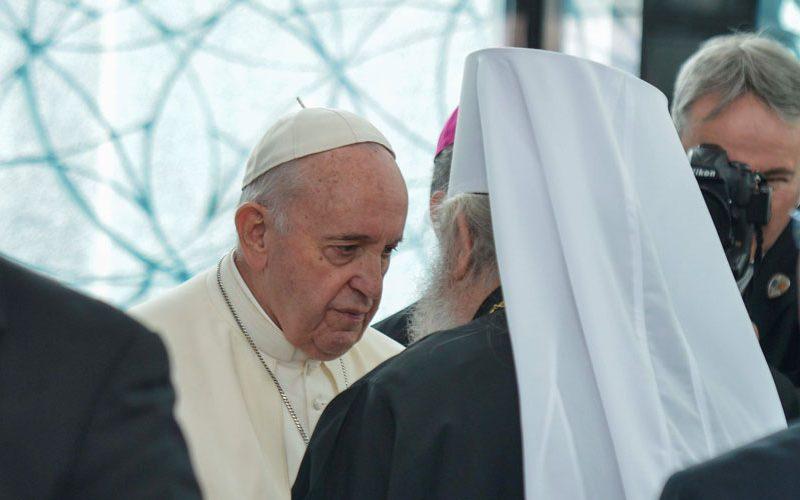 Архиепископот Стефан: Посетата на папата Фрањо претставува признание и почит кон државата и граѓаните