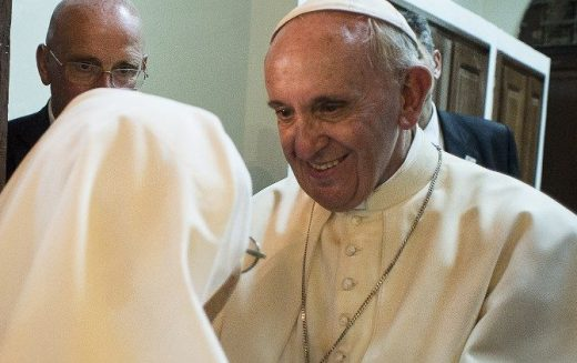 Папата за убиената монахиња: Уште една жена која го даде својот живот за Исус служејќи на сиромашните