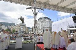 Благодарност на Светиот Отец на крајот од Светата Литургија