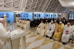 Папата: Како свети Павле да бидеме отворени и послушни за Божјиот глас