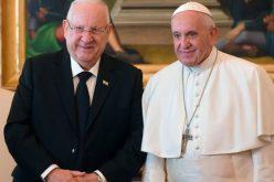Израелскиот претседател се заблагодари на христијанските заедници