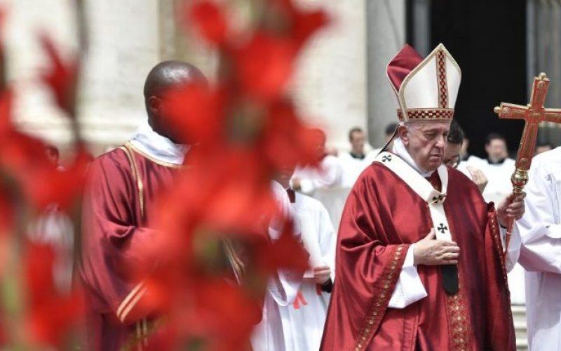 Папата: Светиот Дух е котва на надежта