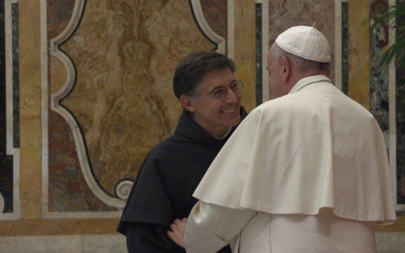 Папата: Градител на мирот може да биде само оној кој има помирено срце