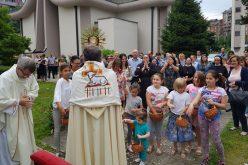 Во Скопје прославен празникот на Евхаристијата