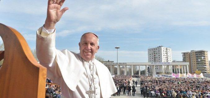 Папата Фрањо учествуваше на теолошка конференција во Наполи