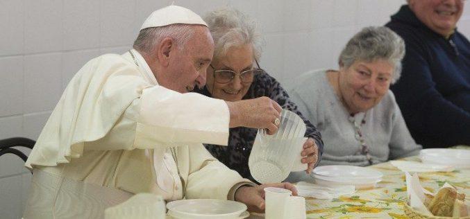 """Евангелската смисла на """"Папските денови на милосрдие"""""""