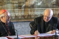 Договор помеѓу Римската бискупија и Дикастеријата за лаици, семејство и живот