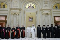 Папата до Православниот Синод: Да одиме заедно за да им помогнеме на браќата да го видат Исус