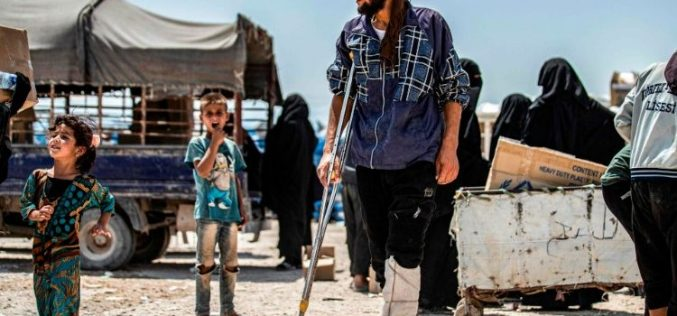 Сирија: Животот на децата во бегалскиот камп Ал-Хол