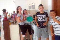 Летен камп за деца и млади во Струмица