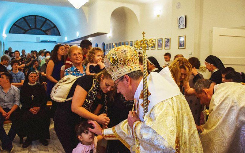 Во Гевгелија прославен патрониот празникот