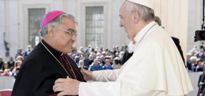 Папата Фрањо на 21 септември ќе ја посети Црквата во Албано