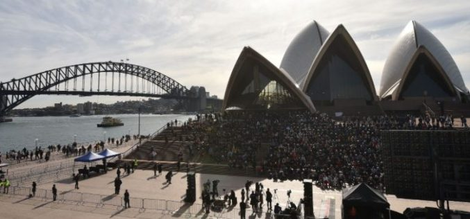 Монах од Австралија добитник на престижната награда за зачувувањето на јазиците на Абориџините