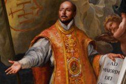 Папата: Свети Игнациј Лојолски е светец, кој е привлечен од Божјата слава