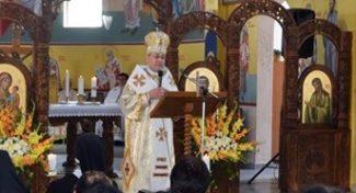 Проповед на Скопскиот бискуп и Струмичко – скопски епарх, монс. д-р Киро Стојанов на празникот Свети пророк Илија во Радово