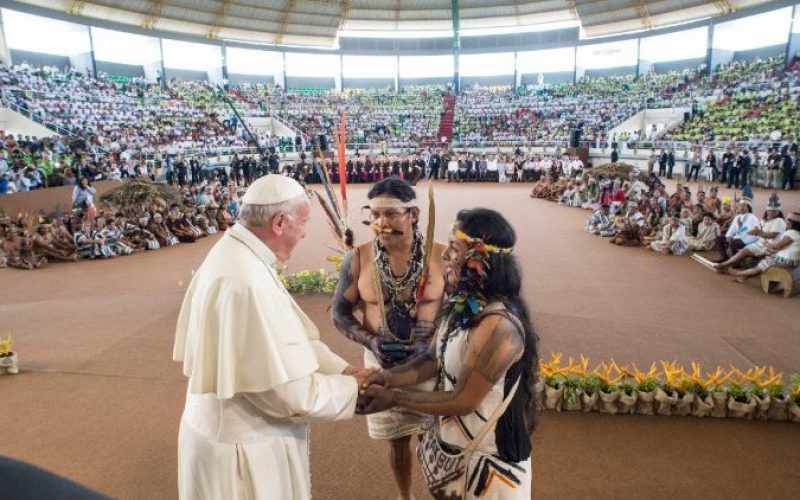 Интервју на Папата за Ла Стампа: Потребен е дијалог меѓу народите