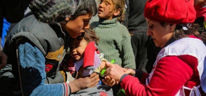 Папата Фрањо: Хуманитарните работнички се знак на Божја близина