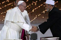 Папата: Постои море на добра кои ја будат надежта во свет на мирот