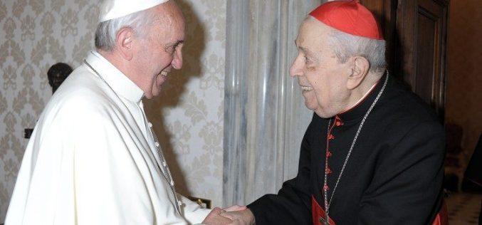 Во Рим почина кардинал Акиле Силвестрини