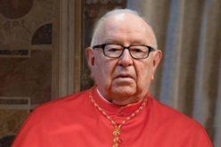 Сочувство од Папата за смртта на кардиналот Обеса Ривера