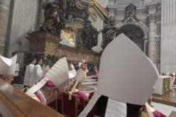 По една третина од кардиналите се именувани од еден од последните папи