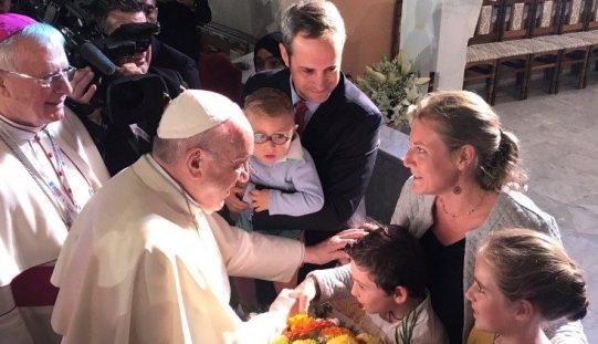 Папата Фрањо за важноста на семејството