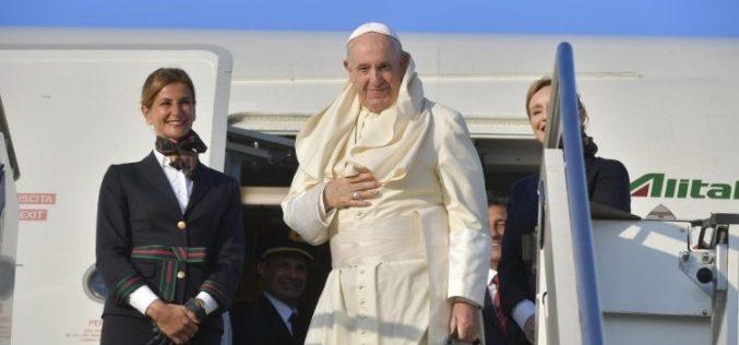Папата отпатува за Африка