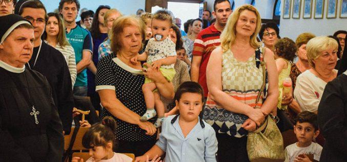 Гевгелија: Света Литургија за почеток на учебната година и молитва за татковината
