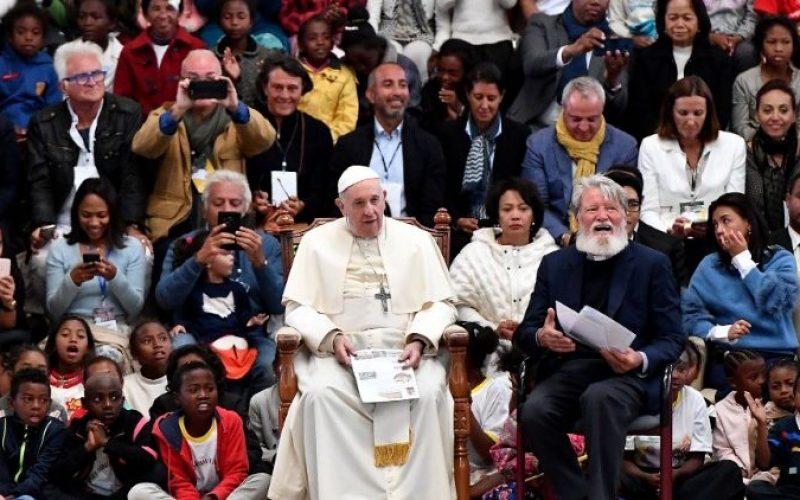 Мадагаскар: Папата Фрањо во Градот на пријателството