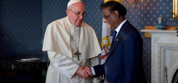Маврициус: Папата ги поттикна властите да ја покажат вредноста за служење на општото добро
